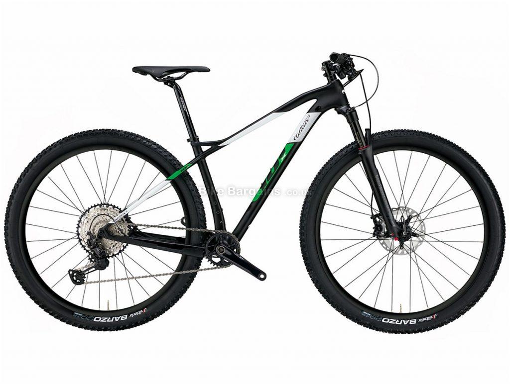 "Wilier 101X XT 29"" Carbon Hardtail Mountain Bike 2019 L, Black, Red, 29"", Carbon, 11 Speed, Hardtail"