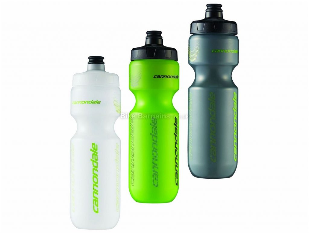 Cannondale Logo Fade 750ml Water Bottle 750ml, Transparent
