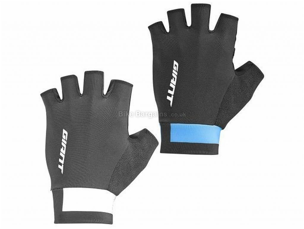 Giant Elevate Mitts XL, Black, White, Blue, Mitts