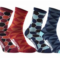 Madison Sportive Race Long Socks Twin Pack