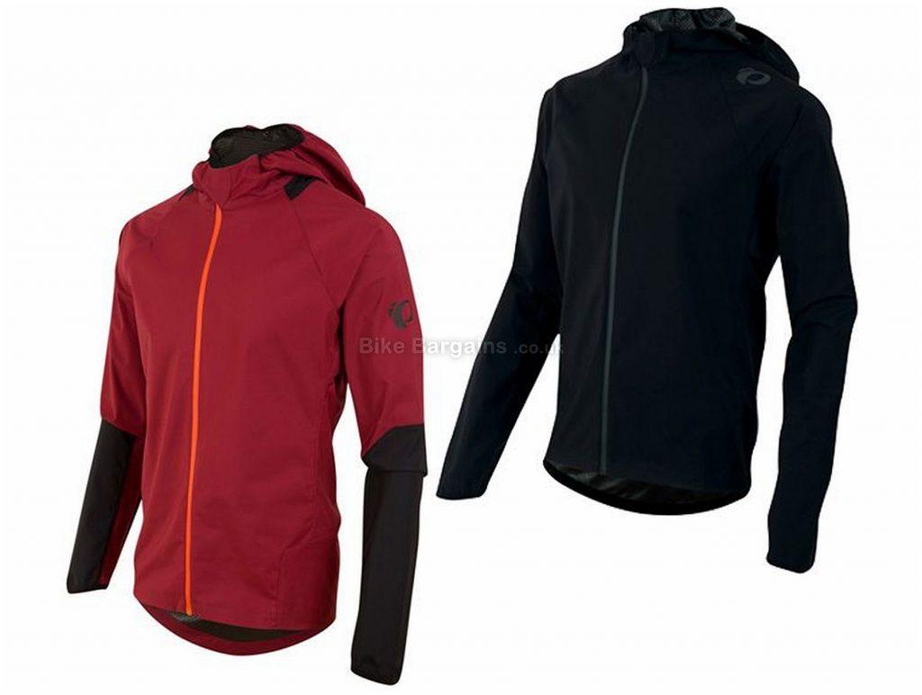 Pearl Izumi Wrx MTB Jacket S, Black