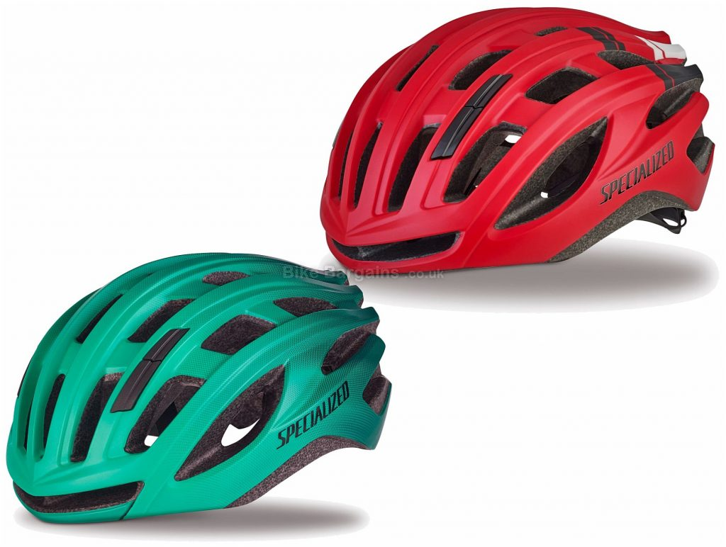 Specialized Propero 3 Helmet S, Green, 31 vents