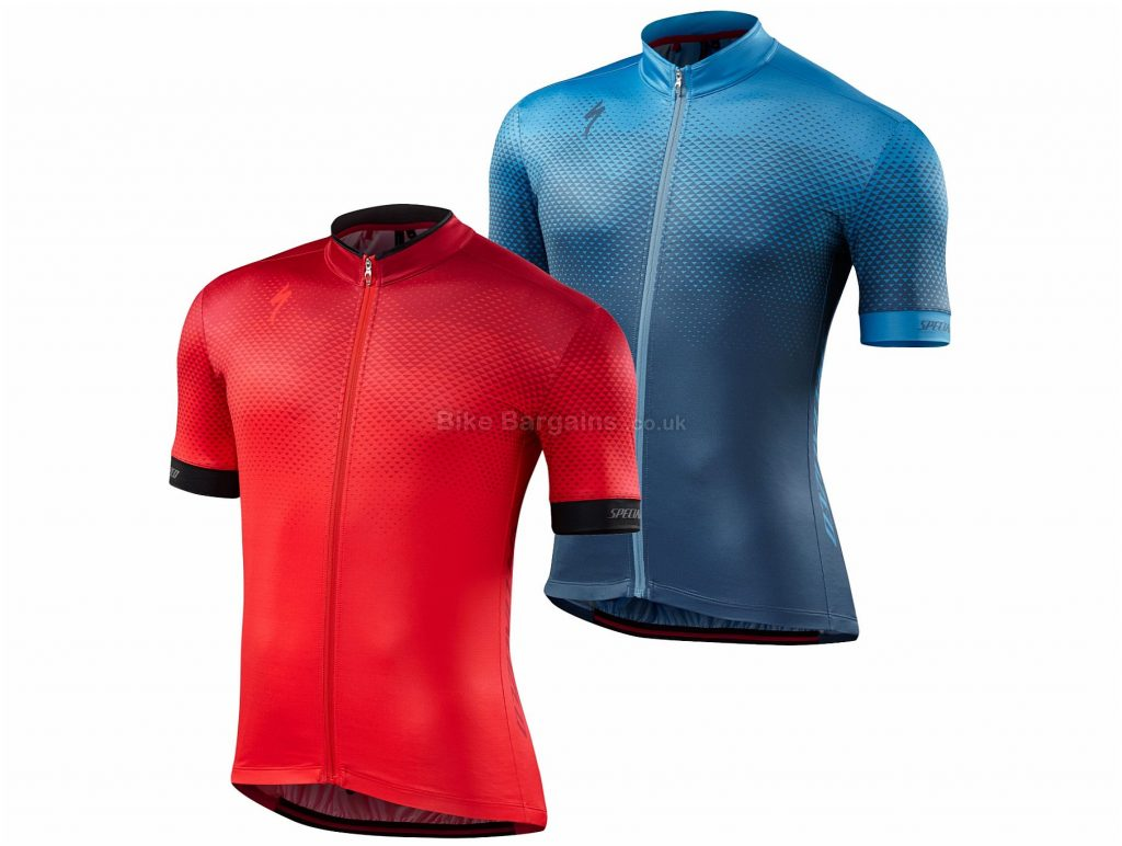 Specialized Rbx Comp Short Sleeve Jersey 2018 L, Red