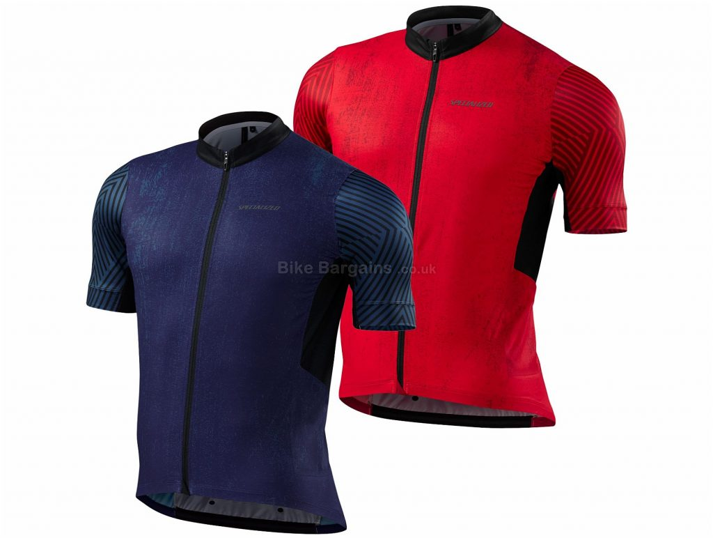 Specialized Rbx Pro Short Sleeve Jersey 2019 XXL, Blue