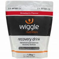 Wiggle Nutrition 1.5kg Recovery Drink