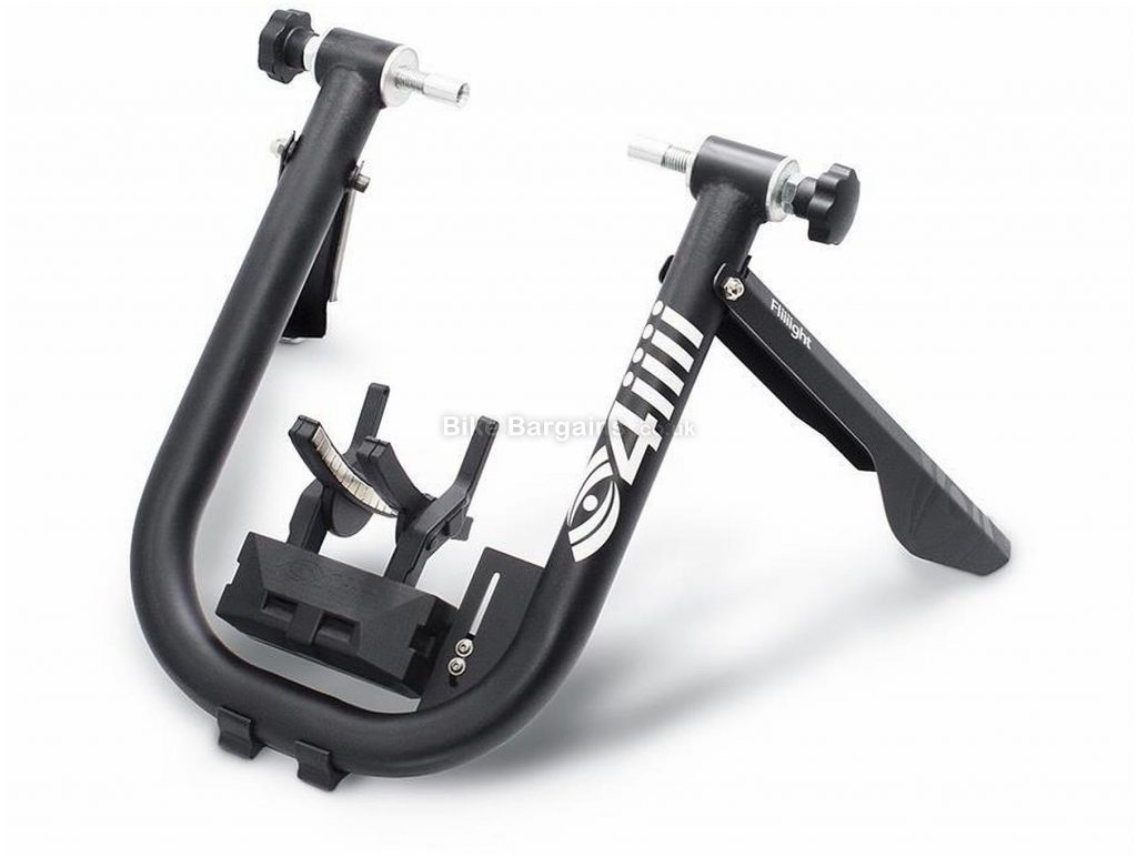 4iiii Fliiiight Turbo Trainer 2200 watts, 552mm, 741mm, 450mm, 7.9kg, Black, White