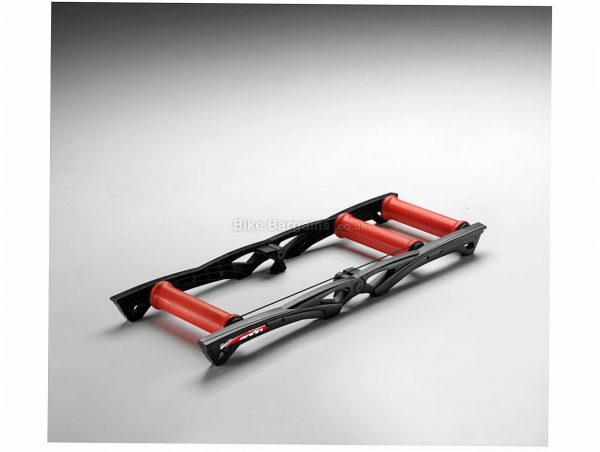 Elite Arion Parabolic Rollers Quiet in use, Black, Red