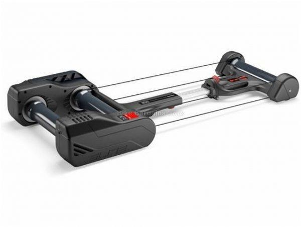 Elite Nero Smart Rollers 16 levels, Black, Silver
