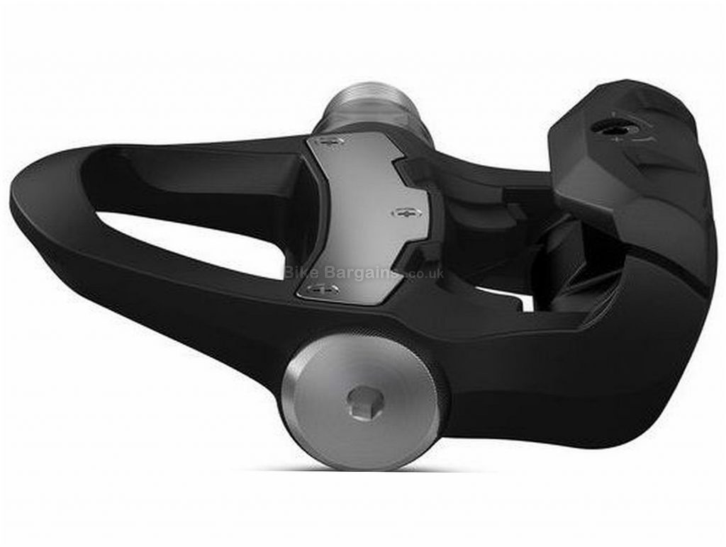"Garmin Vector 3S Single Power Meter 9/16"", Pedal, Alloy, 316g, Black"