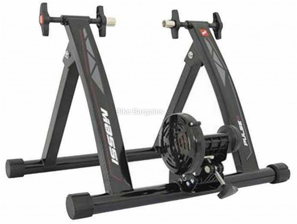 "Massi Pulse 1.1 Turbo Trainer 900 watts, 24"" - 29"" wheels, 6.14kg, Black"