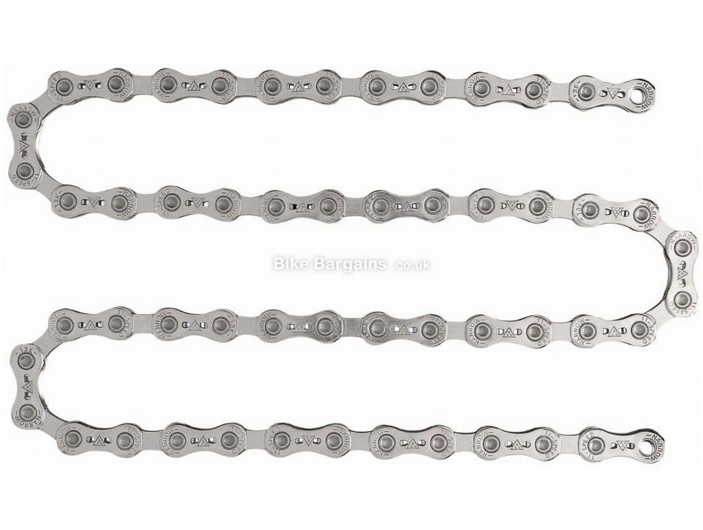 Miche 11x 11 Speed Chain 116 links, 11 Speed, Steel, 272g, Silver