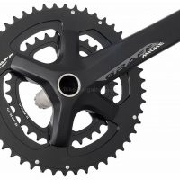Miche Graff 11 Speed Double Chainset