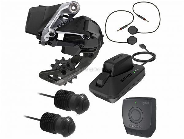 SRAM Red eTap AXS 1X 12 Speed Electronic Aero Groupset 170mm, 175mm, Single, 12 Speed, Alloy, Black