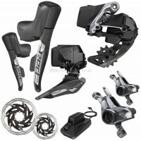 SRAM Red eTap AXS HRD 2x 12 Speed Groupset