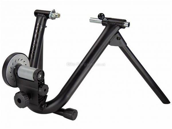 "Saris Basic Mag Turbo Trainer 26"" - 29"" wheel sizes, Black"