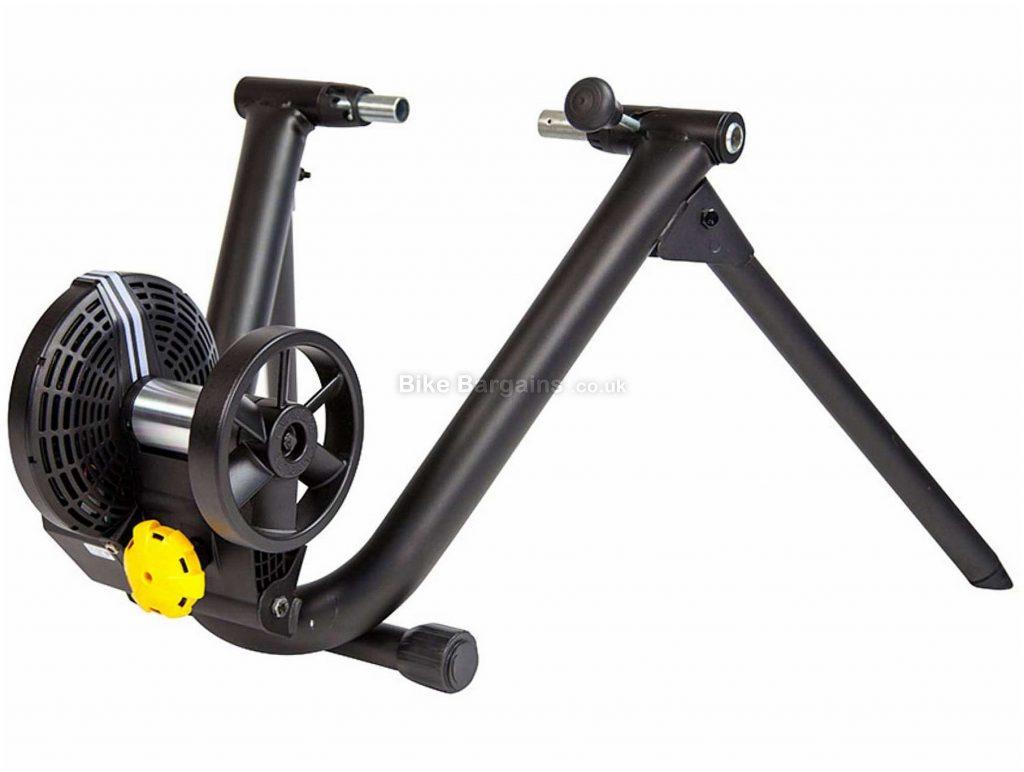 Saris M2 Wheel On Turbo Trainer 1500 watts, Black