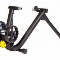 Saris M2 Wheel On Turbo Trainer