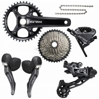 Shimano GRX 810 11 Speed Gravel Groupset