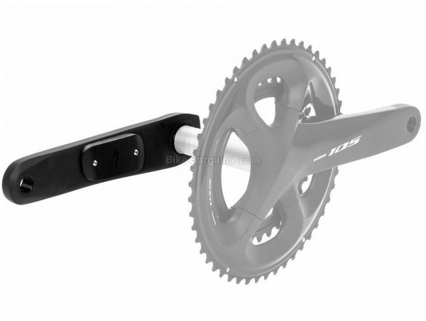 Specialized Shimano 105 R7000 Power Meter 172mm, 175mm, Left Crank, Alloy, Black, 17g extra