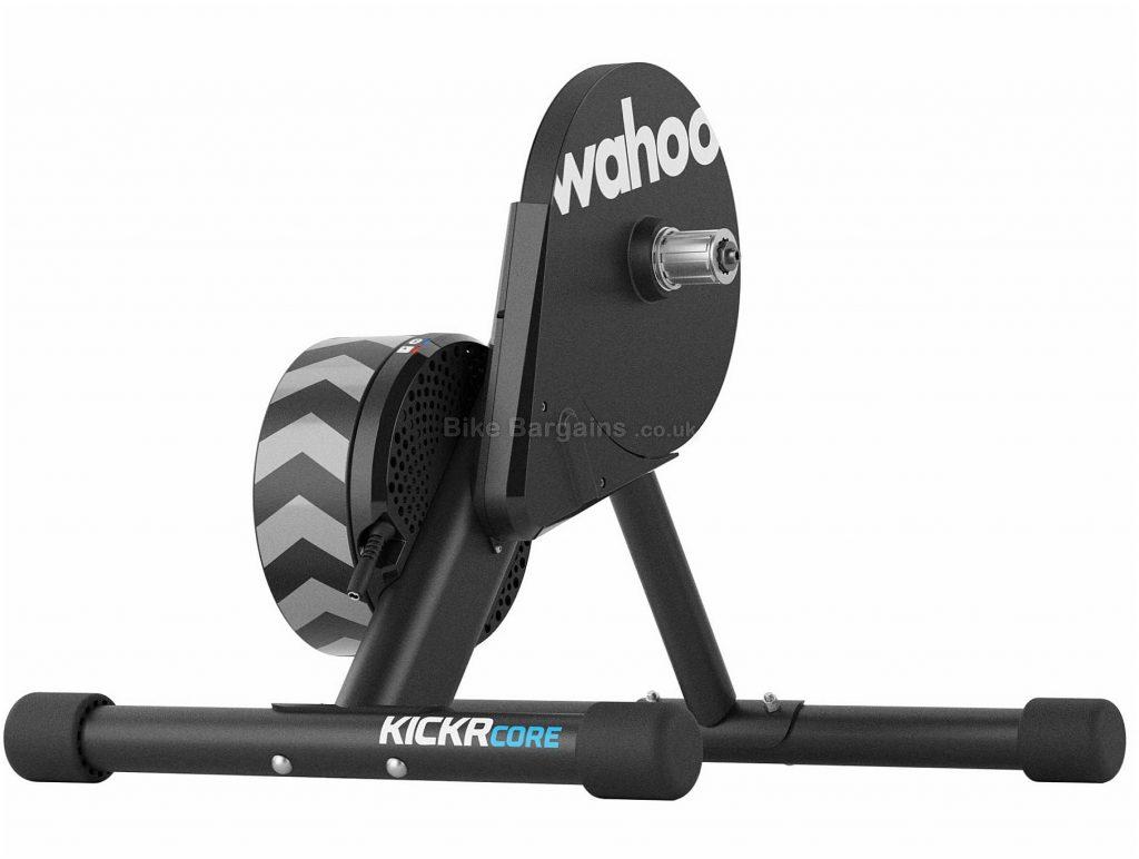 Wahoo KICKR Core Smart Turbo Trainer 1800 watts, 5.44kg flywheel, 18.14kg, Black