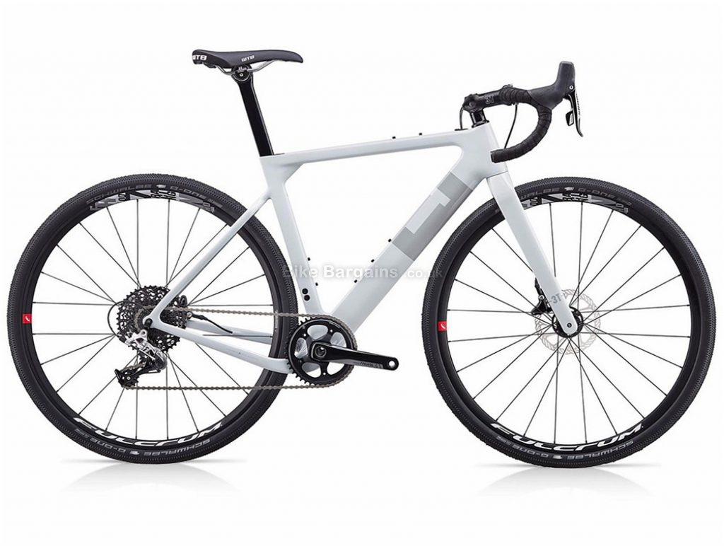3T Exploro Pro Rival Carbon Gravel Bike 2020 S,M,L,XL, Grey, Carbon, 700c, 11 Speed, Single Chainring, Disc