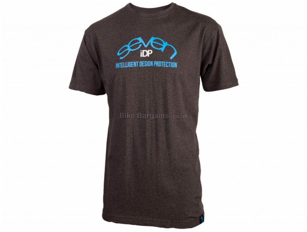 7 iDP Protection T-Shirt S, Grey