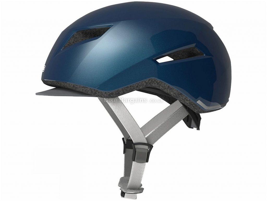 Abus Yadd-I Helmet S, Blue, 5 Vents, 180g