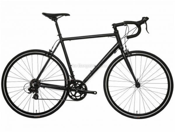 Brand-X Alloy Road Bike 2020 M,L,XL, Black, Alloy, 700c, 7 Speed, Double Chainring, Caliper Brakes, 11.5kg