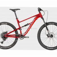 Calibre Bossnut Alloy Full Suspension Mountain Bike