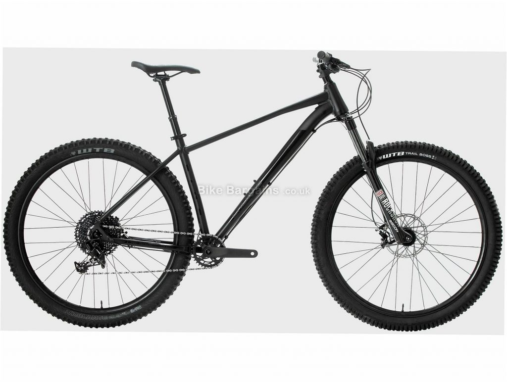 "Calibre Line 29 Alloy Hardtail Mountain Bike S,M, Black, 29"", Hardtail, 11 Speed, Disc, Single Chainring, 14.9kg"