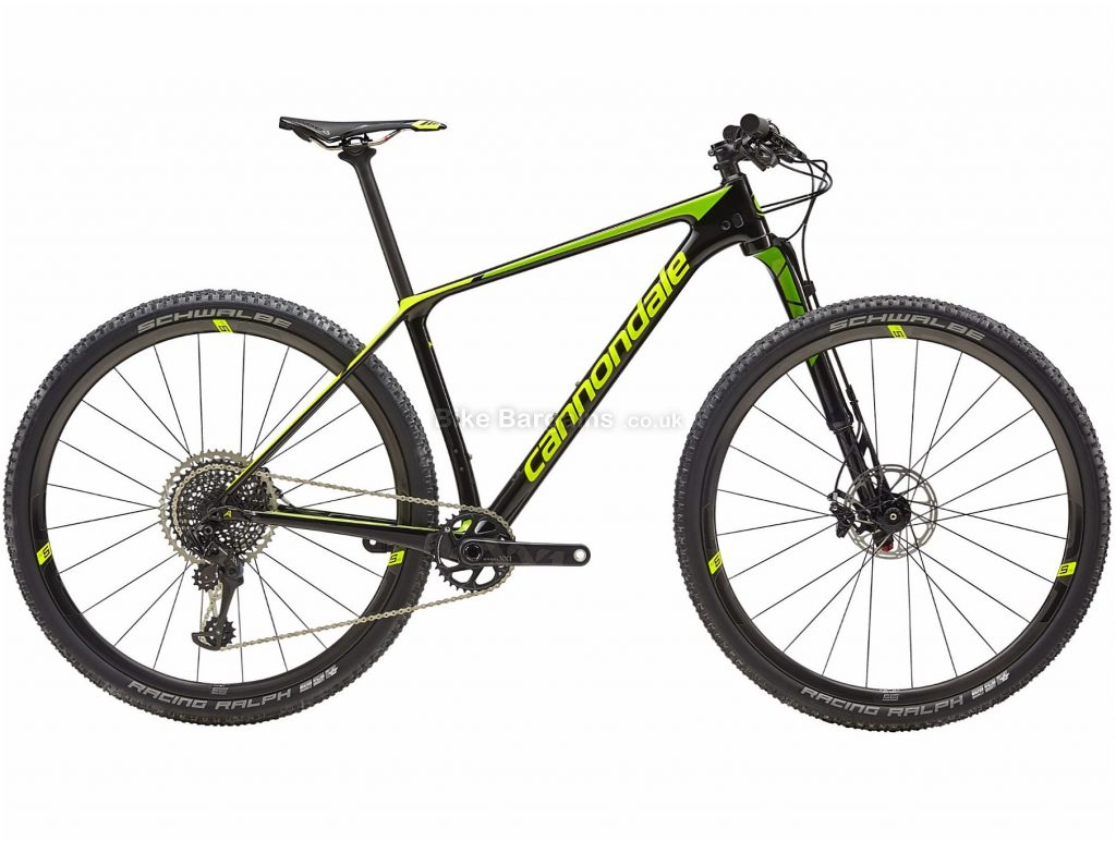 "Cannondale F-si Hi-mod World Cup 29er Carbon Hardtail Mountain Bike 2019 S,XL, Black, 29"", Hardtail, 12 Speed, Disc, Single Chainring"