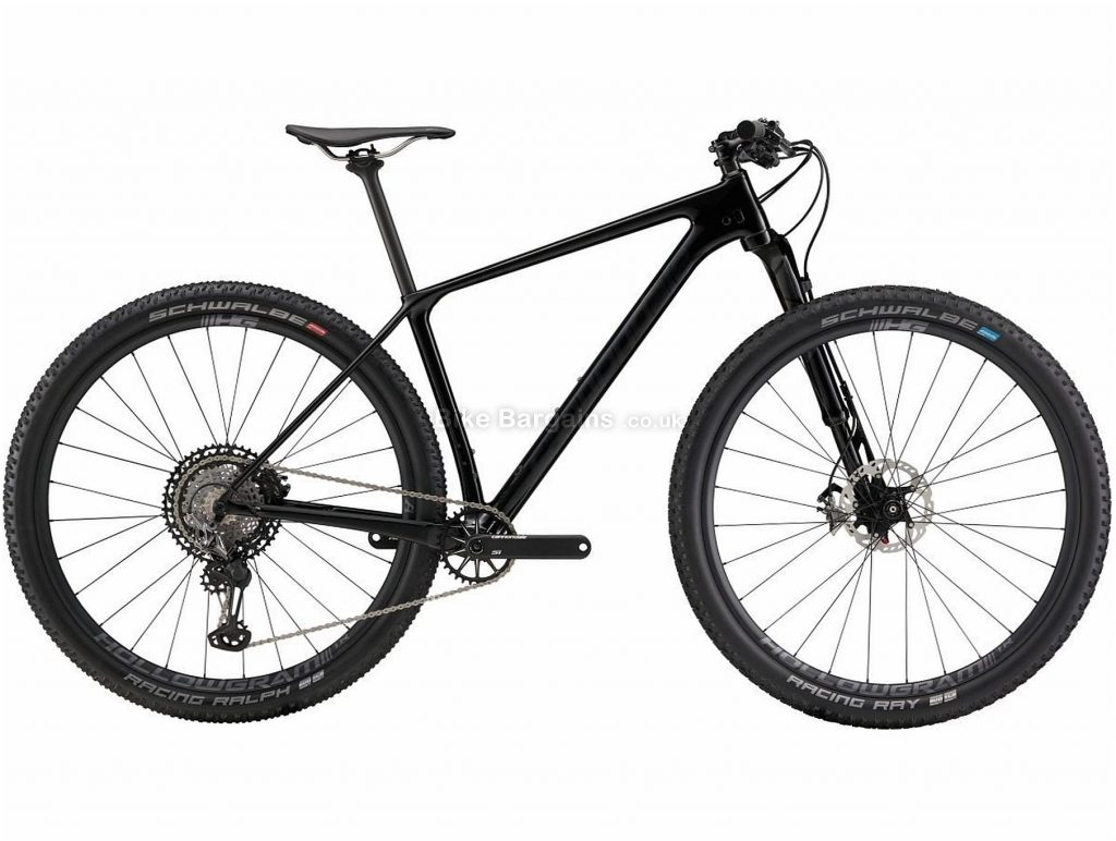 "Cannondale F-si Hm Limited Edition Carbon Hardtail Mountain Bike 2019 M,L,XL, Black, 29"", Hardtail, 12 Speed, Disc, Single Chainring"