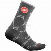 Castelli Doppio C 15 Socks 2019