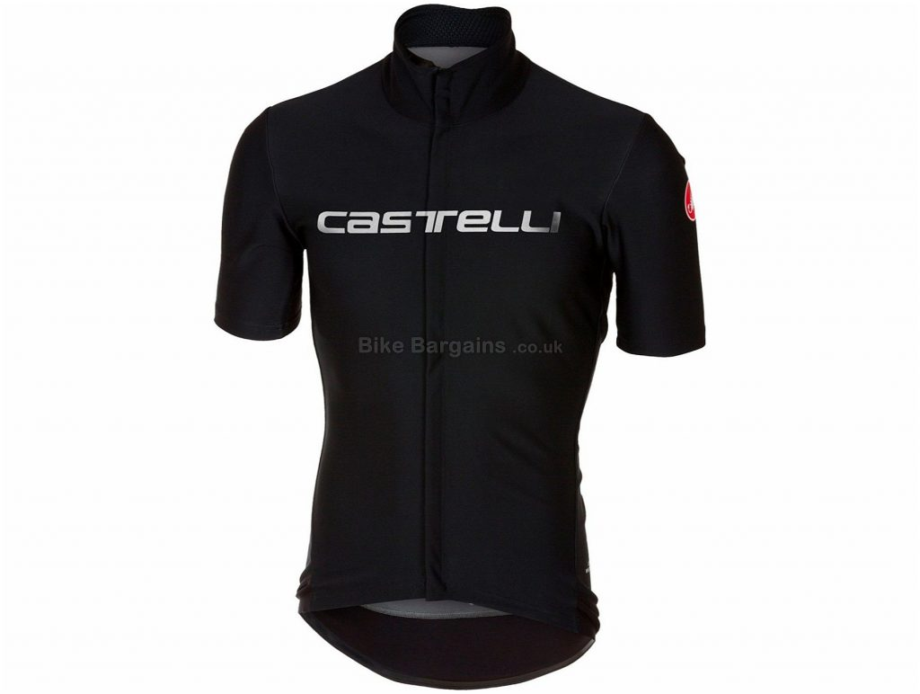 Castelli Gabba 3 Limited Edition Short Sleeve Jersey M, Black