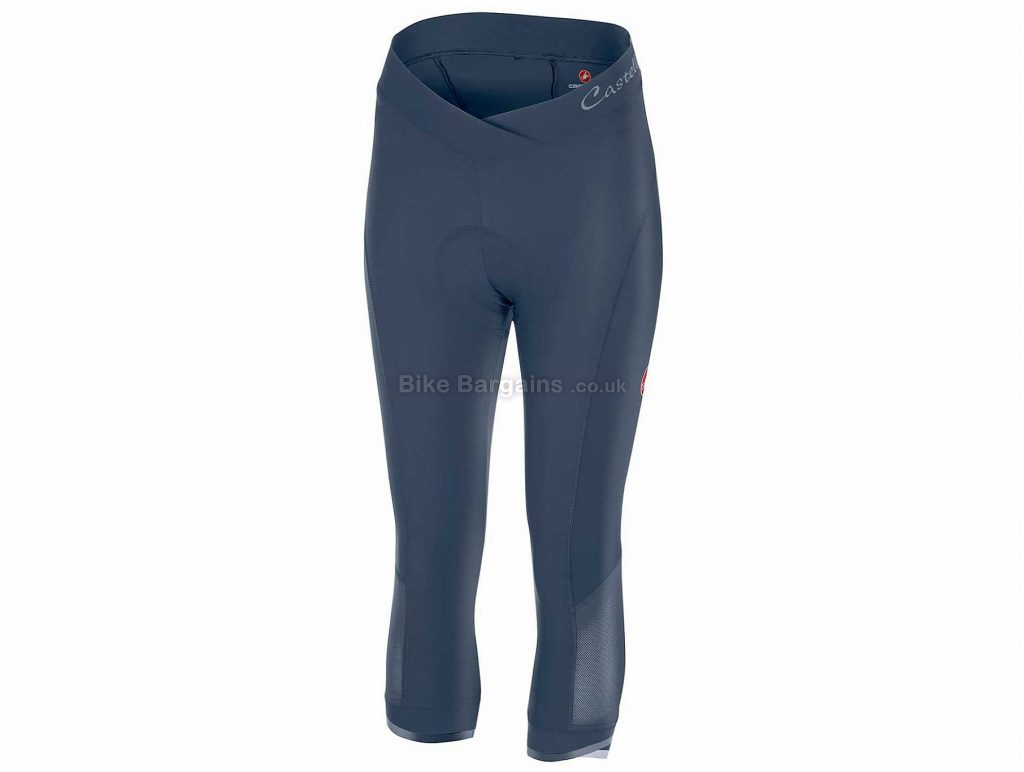 Castelli Vista Ladies Knickers XS, Blue