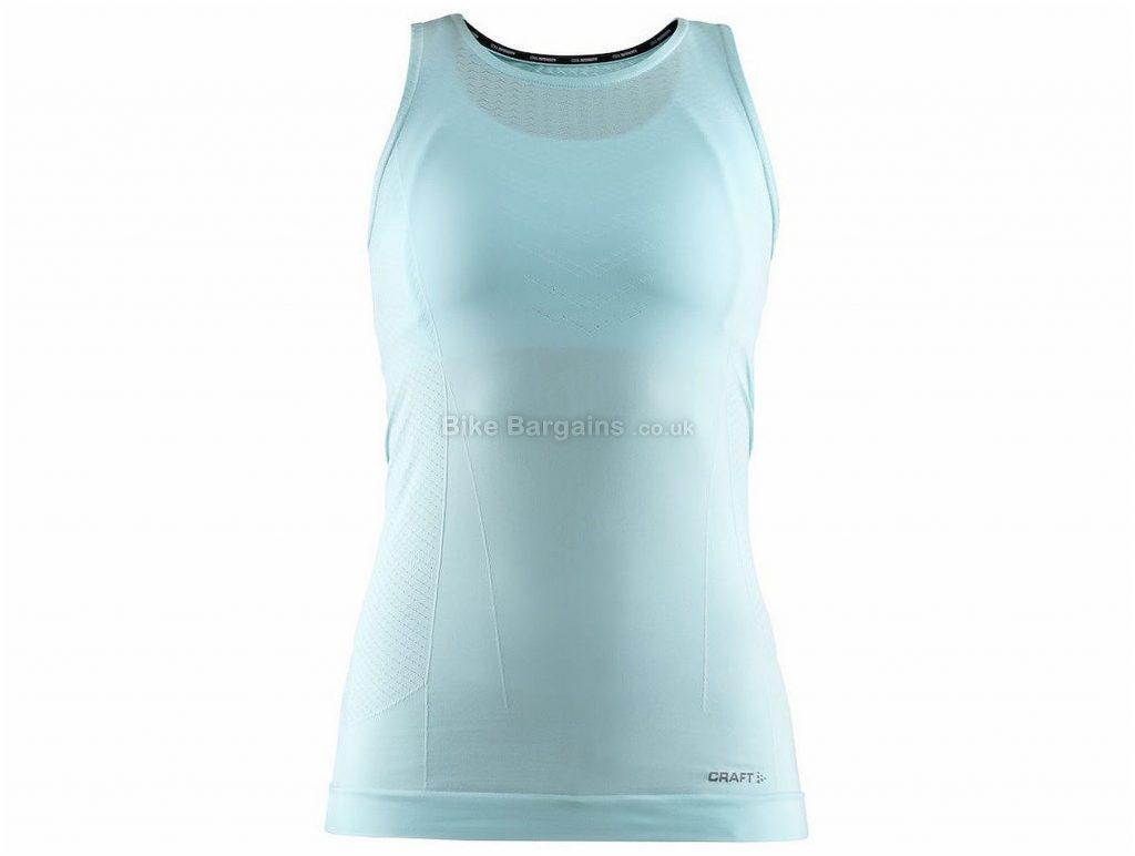 Craft Cool Intensity Ladies Singlet Jersey M,L, Turquoise