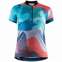 Craft Velo Art Ladies Short Sleeve Jersey
