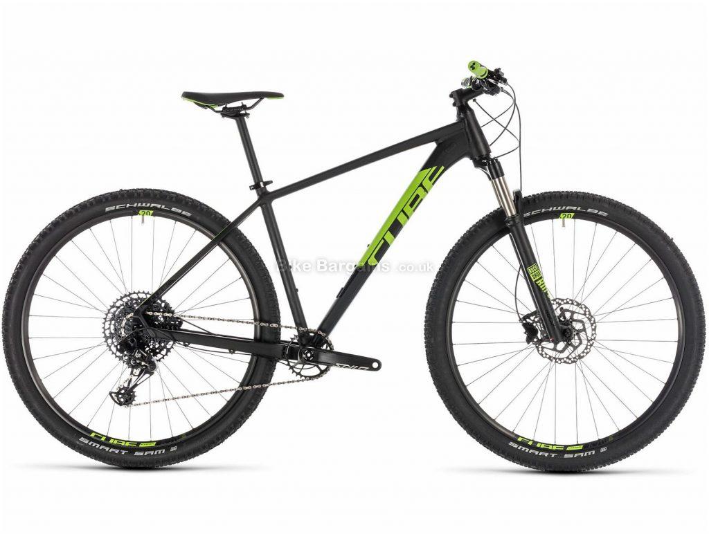 "Cube Acid Eagle Hardtail Mountain Bike 2019 14"", Black, Alloy, 12 Speed, Disc, 29"""