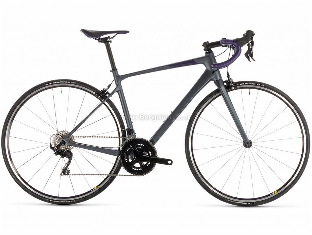 Cube Axial WS GTC Pro Carbon Road Bike 2019 56cm, Black, Carbon, 11 Speed, Caliper Brakes, Double Chainring, 8.3kg