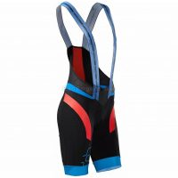 Cube Black Zero Bib Shorts