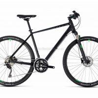 Cube Cross City Hybrid Bike 2018