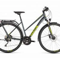 Cube Kathmandu EXC Trapeze Alloy Touring City Bike 2019