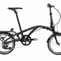 Dahon Curl I3 16w Alloy Folding City Bike 2018