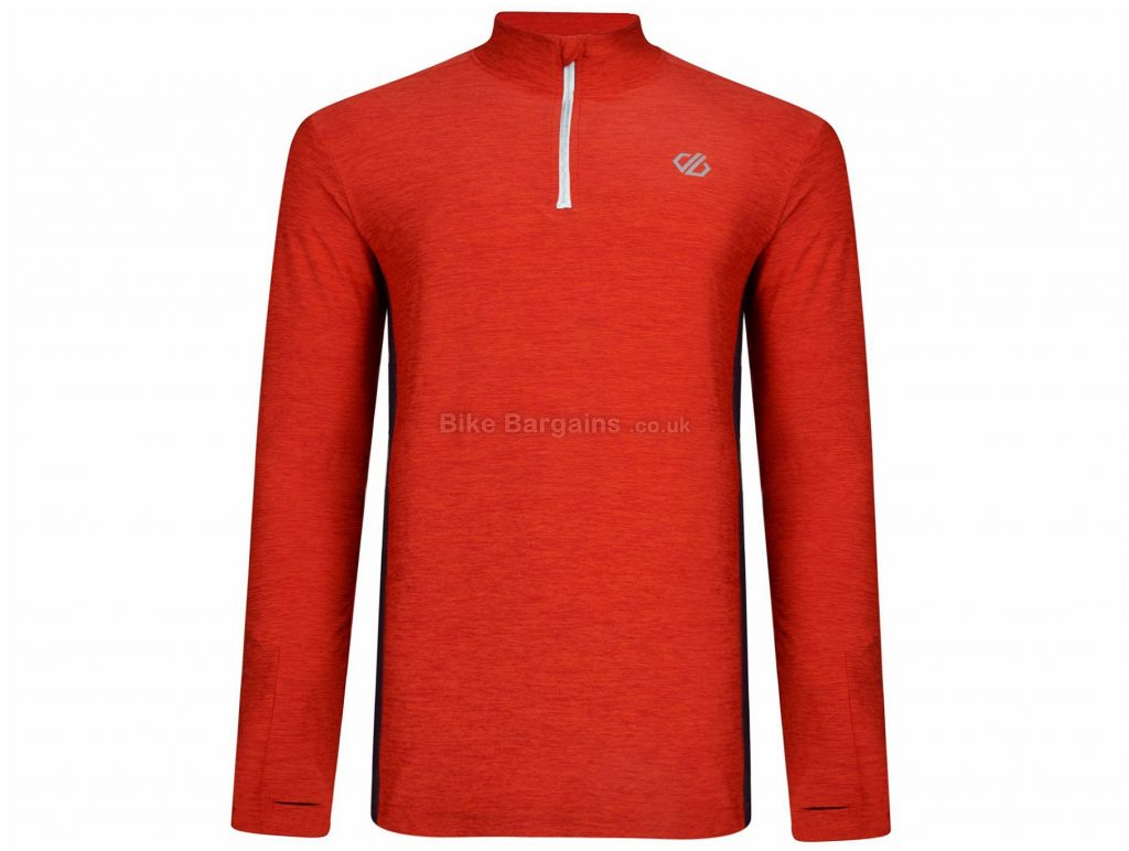 Dare 2b Reacticate Long Sleeve Jersey M, Red