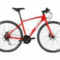 Ducati Sport Disc Town City Hybrid Bike