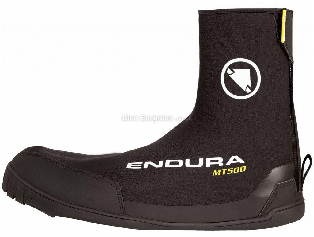 Endura MT500 Plus Overshoes M,L, Black
