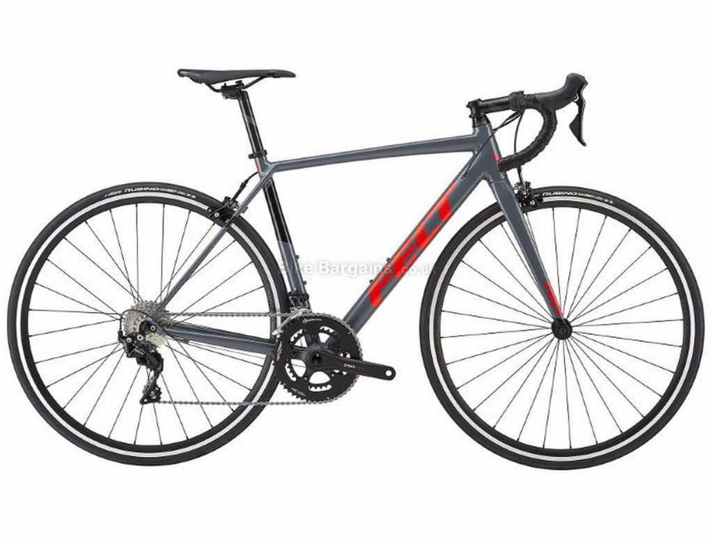 Felt FR30 Alloy Road Bike 2019 51cm, Grey, Alloy, 700c, 11 Speed, Double Chainring, Caliper Brakes