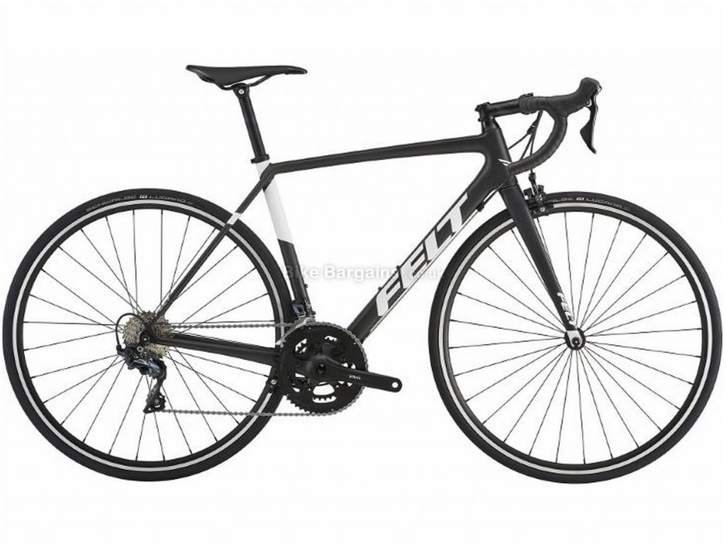 Felt FR4 Carbon Road Bike 2019 56cm,61cm, Black, Carbon, 700c, 11 Speed, Double Chainring, Caliper Brakes