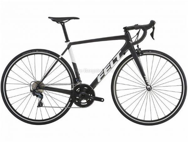 Felt FR4 Carbon Road Bike 2019 56cm,61cm, Black, Carbon, 700c, 11 Speed, Double Chainring, Caliper Brakes