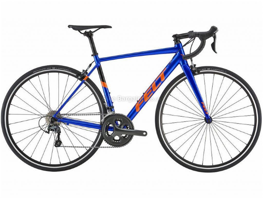 Felt FR40 Alloy Road Bike 2019 56cm, Blue, Alloy, 700c, 10 Speed, Double Chainring, Caliper Brakes